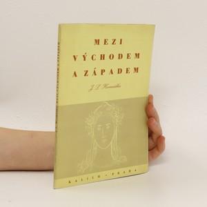 náhled knihy - Mezi východem a západem