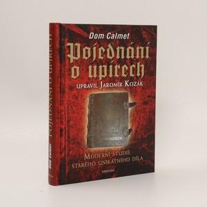 náhled knihy - Dom Calmet a jeho Pojednání o upírech