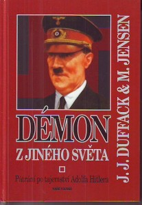 náhled knihy - Démon z jiného světa - Pátrání po tajemství Adolfa Hitlera