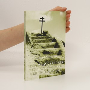 náhled knihy - Pravoslavná církev v Československu v letech 1945-1951