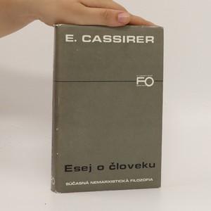 náhled knihy - Esej o človeku (slovensky)