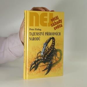 náhled knihy - Tajemství přírodních národů