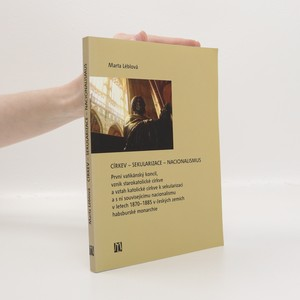 náhled knihy - Církev, sekularizace, nacionalismus