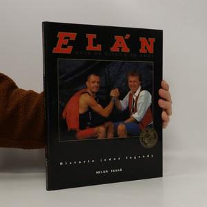 náhled knihy - Elán : rock na život a na smrt : historie jedné legendy