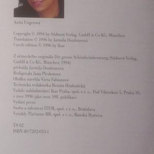 antikvární kniha Velký poradce krásy, 1996