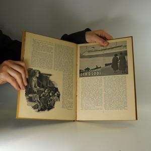 antikvární kniha Zora. List našich děvčat. Ročník I., 1935