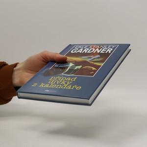 antikvární kniha Případ dívky z kalendáře, 2000