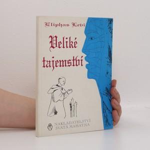 náhled knihy - Veliké tajemství