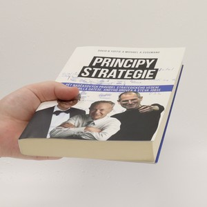 antikvární kniha Principy strategie, 2016