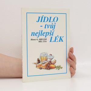 náhled knihy - Jídlo - tvůj nejlepší lék