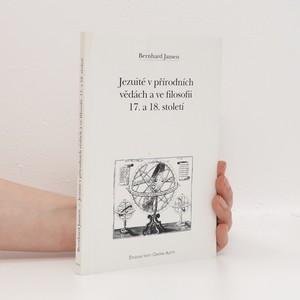 náhled knihy - Jezuité v přírodních vědách a ve filosofii 17. a 18. století