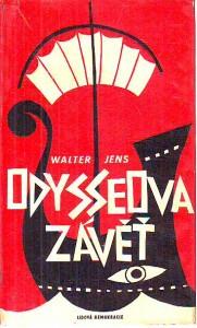 náhled knihy - Odysseova závěť