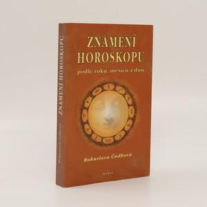 náhled knihy - Znamení horoskopu podle roků, měsíců i dnů