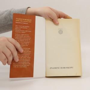 antikvární kniha Znamení horoskopu podle roků, měsíců i dnů, 2001