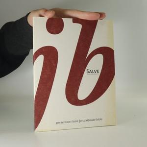 náhled knihy - Salve. Revue pro teologii, duchovní život a kulturu. Supplementum I