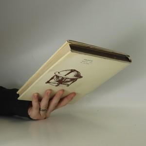 antikvární kniha Jan Amos Komenský. Od divadla věcí k dramatu člověka, 1970