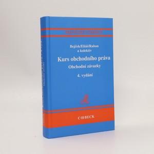 náhled knihy - Kurs obchodního práva : obchodní závazky