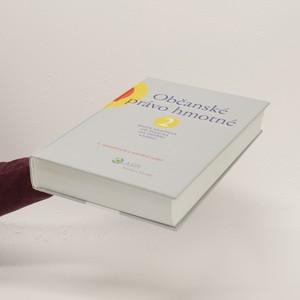 antikvární kniha Občanské právo hmotné. 2, 2005