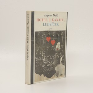 náhled knihy - Hotel u kanálu, Ludvíček