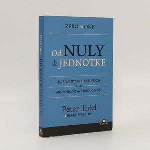 náhled knihy - Od nuly k jednotke (slovensky)