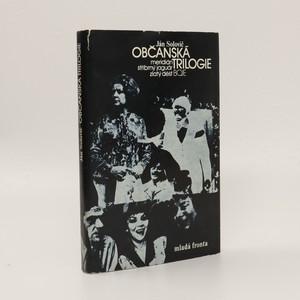 náhled knihy - Občanská trilogie