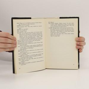 antikvární kniha Občanská trilogie, 1980