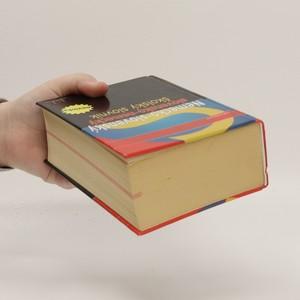 antikvární kniha Nemecko-slovenský a slovensko-nemecký školský slovník, 2007