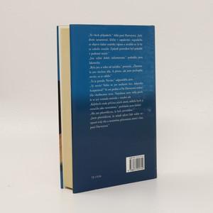 antikvární kniha Příčina smrti, 1999
