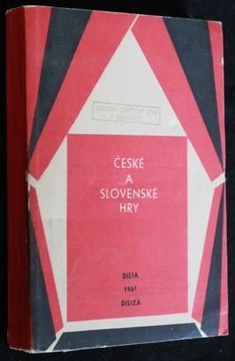 náhled knihy - České a slovenské hry