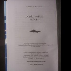 antikvární kniha Dobří vojáci padli, 1999