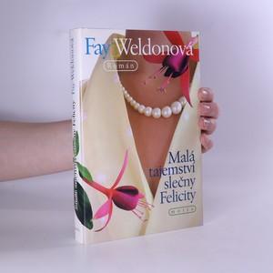 náhled knihy - Malá tajemství slečny Felicity