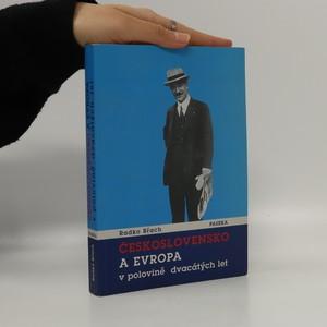 náhled knihy - Československo a Evropa v polovině dvacátých let