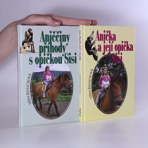 náhled knihy - Anička a její opička Sisi. Aniččiny příhody s opičkou Sisi (2 svazky, komplet)