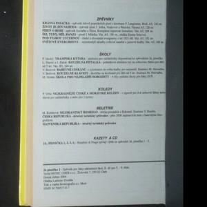 antikvární kniha Já, písnička 2, 2004