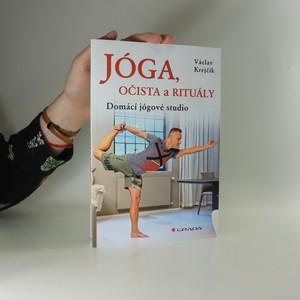 náhled knihy - Jóga, očista a rituály. Domácí jógové studio