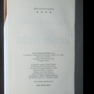 antikvární kniha Dvojitá svatba, 2006