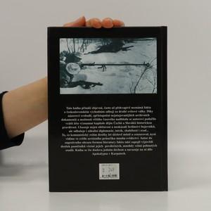 antikvární kniha Přes krvavé řeky: Československý východní odboj bez cenzury a legend, 2003