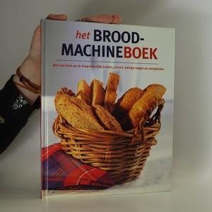 náhled knihy - Het brood-machine boek