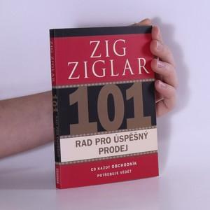 náhled knihy - 101 rad pro úspěšný prodej : co každý obchodník potřebuje vědět