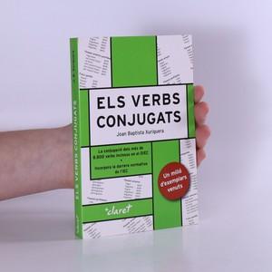 náhled knihy - Els verbs conjugats