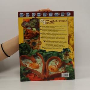 antikvární kniha Ottova velká hrníčková kuchařka, 2007