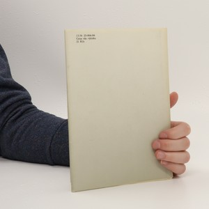 antikvární kniha Labyrint světa, 1984