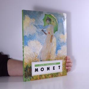 náhled knihy - Monet (česky)