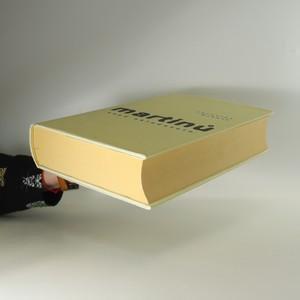 antikvární kniha Martinů - osud skladatele, 2002