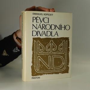 náhled knihy - Pěvci Národního divadla