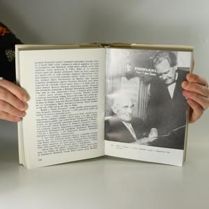 antikvární kniha Pěvci Národního divadla, 1983