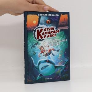 náhled knihy - Hon na přístavního žraloka