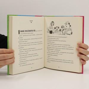 antikvární kniha Děsná dvojka má namále, 2016