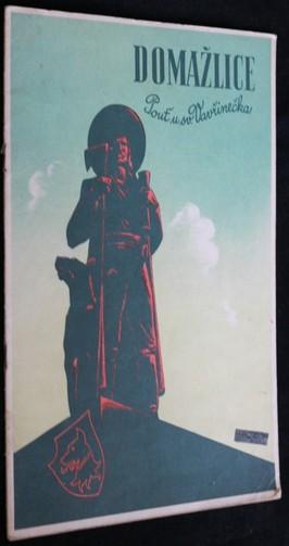 náhled knihy - Domažlice : pouť u sv.Vavřinečka