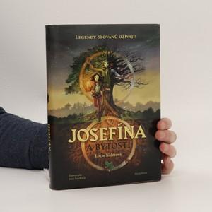 náhled knihy - Josefína a bytosti